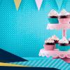 Expositores cupcakes